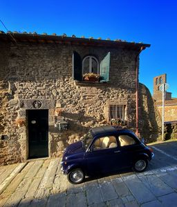 Photo for Built in 1251 yet totally remodeled in 2014- Located in Historic Cortona City