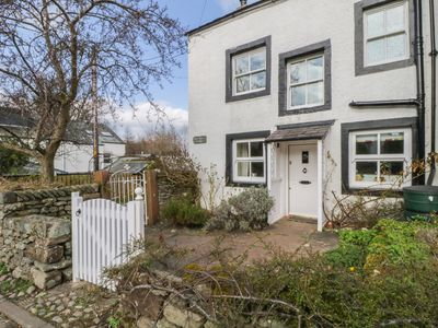 Photo for BLACKSMITHS COTTAGE, romantic in Pooley Bridge, Ref 972346