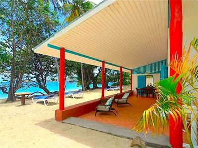 Photo for Sugarapple Beach Cottage 1 - Bequia