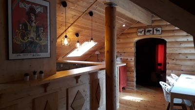 Photo for cozy cottage with sauna