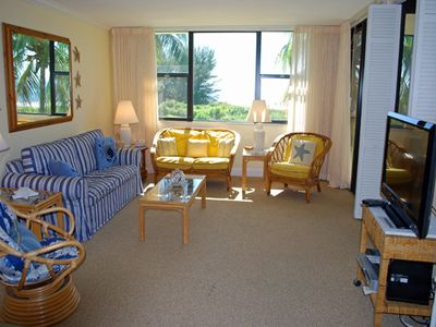 Photo for Loggerhead Cay 122, Gulf-Front Condo with 2 bikes provided