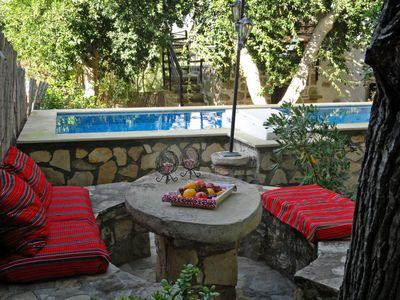 Photo for Vacation home Villa Lithos  in Kalamaki, Crete - 2 persons, 1 bedroom