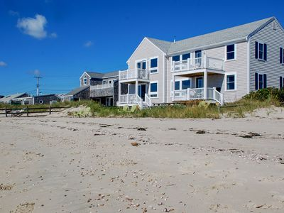 Photo for Old Wharf 145 #1- Lower oceanfront duplex