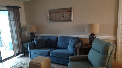 Photo for Located in the heart of Gulf Shores, Just Steps Away From The White Sand Beaches