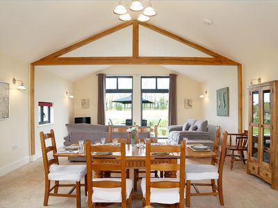 Photo for Leveret Lodge  -  a  lodge that sleeps 6 guests in 2 bedrooms