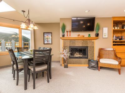 Photo for Updated Studio Condo in Lakeside Village, Stunning Lake & Mountain Views