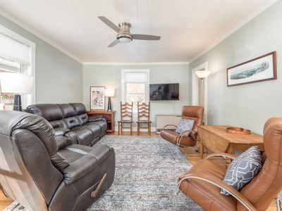 Photo for Charming Getaway at the Base of Sunday River with Mountain Views