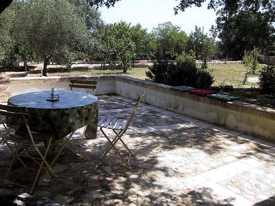 Photo for House in Ostuni with Parking, Terrace, Garden, Washing machine (127773)