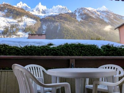 Photo for Apartment Ginabelle 1 in Chamonix - 4 persons, 2 bedrooms