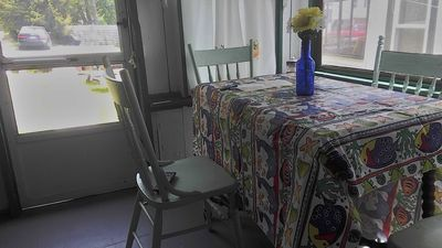 Photo for $900 --2 bedroom cottage-- walk to beach