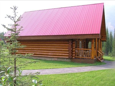 Photo for Spectacular Mountain Views, Large Chalet for Famly or Couples