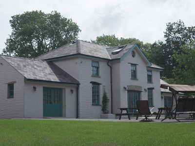 Photo for 4BR Country House / Chateau Vacation Rental in Haverfordwest