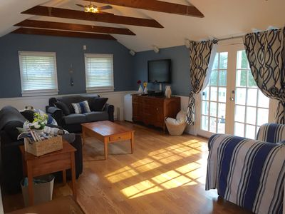 Photo for Completely Renovated Quiet North Eastham Cottage Near Beaches
