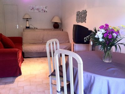 Photo for rents calm F1 door center of Ajaccio