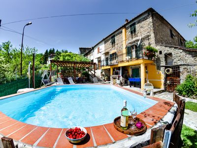 Photo for 2BR Cottage Vacation Rental in San Marcello