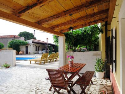 Photo for Vacation home Hortensija (LBN396) in Labin - 4 persons, 2 bedrooms