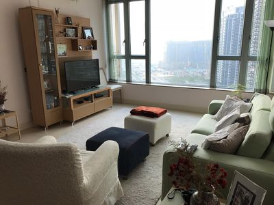 Photo for Elegant 3BHK+2baths, Gr8 view, nearby to attractions!