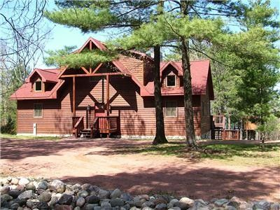 Photo For Sanctuary Shores On Castle Rock Lake, Only 30 Minutes To WI Dells
