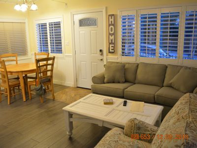 Photo for New listing! Charming 1 bedroom 1 bath roomy 504 sq ft home waiting for you.
