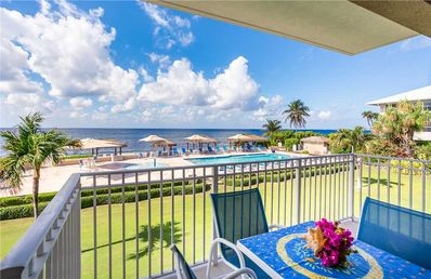 Photo for 3BR Condo Vacation Rental in Seven Mile Beach, British West Indies