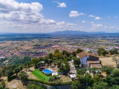 Photo for San Sebastiano - Spectacular Villa for 12 People with Private Pool, WIFI, A/C