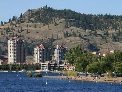 Photo for 3 Bedroom, 2 Bath Condo-Kelowna Waterfront Resort-AVAILABLE SUMMER 2018!