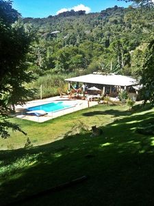 Photo for House 4 bedrooms in front of Teresópolis Golf Club
