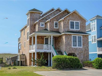 Photo for OCEANFRONT in Hatteras w/Pool&HotTub, Elevator, RecRoom