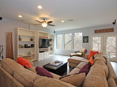 Photo for Jack's River Haus and Studio Apartment- Guadalupe Riverfront, Sleeps 13!