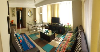 Photo for Apartment in Cusco Peru | 3 bedrooms | kitchenette | 1 bathroom | 1 living dining room