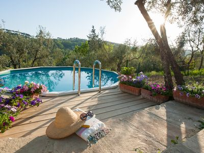 Photo for Villa Mary, pool & BBQ, Chianti Wine, just 20 minutes from Florence :)