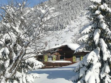 ... your chalet in the Tannheimer valley with summer cable cars included