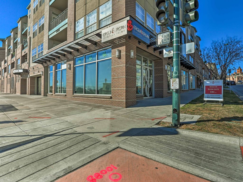 NEW! 2BR Denver Condo Minutes To Downtown/Stadiums