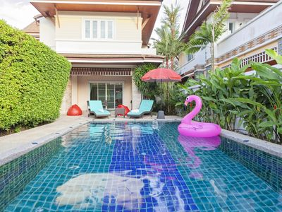 Photo for Nai harn Phuket Orchard Villa