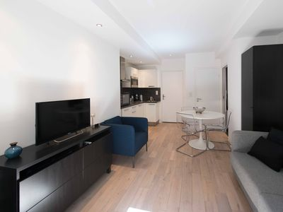 Photo for Modern studio located close to the old town between Le Port and Place Garibaldi
