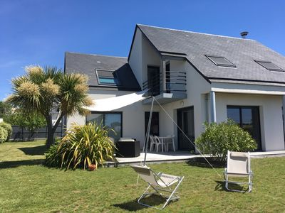 Photo for Comfortable house in the Gulf of Morbihan 400m from the beach and the pier