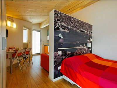 Studios close Venice, cleaning and parking included
