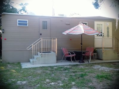 Photo for 1BR Mobile Home Vacation Rental in Homosassa, Florida