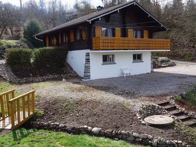 Photo for Chalet near La Bresse-Gérardmer, WIFI