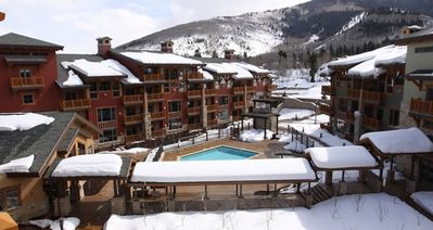 Photo for Ski Christmas Week in style at Sunrise Lodge by Hilton (HGVC), Park City, Utah