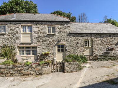Photo for TREVENA, family friendly, with a garden in Crantock, Ref 912382