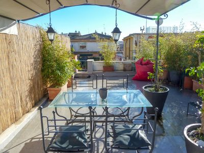 Photo for Central Apartment, 5 minutes walk to Spanish Steps and Piazza del Popolo