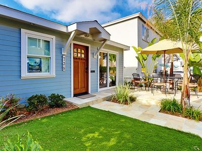 🌴 AMAZING Beach Cottage in Mission Beach! 🌴 Just steps to the BEACH & BAY