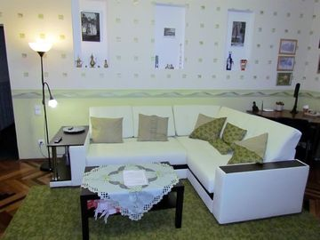 In the center of Saint Petersburg with Internet, Lift, Washing machine (409815)