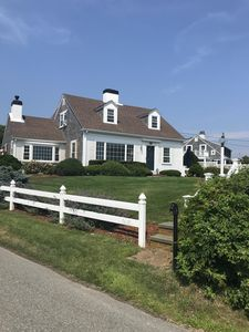 Photo for Overlooking Nantucket Sound in West Harwich, Steps to the beach