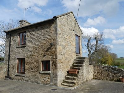 Photo for The Bothy - Detached Listed cottage one mile from  Barnard Castle,  Pet Friendly