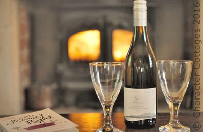 Keeping you warm through those winter evenings!