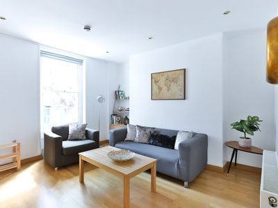 Photo for Apartment 457 m from the center of London with Washing machine (688151)