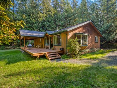 Photo for Quiet and Serene... Perfect location to relax, explore and enjoy San Juan Island