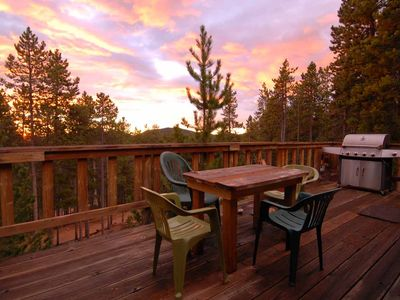 Photo for Wilderness Cottage -  Evergreen Colorado Summmer - Simply Magnificent